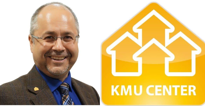 Harald Straub vom KMU Center